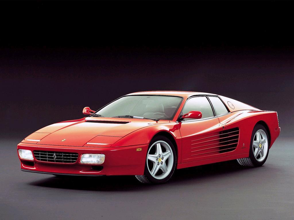Picture of Ferrari Testarossa, Luxury model Ferarri, ferarri sports car