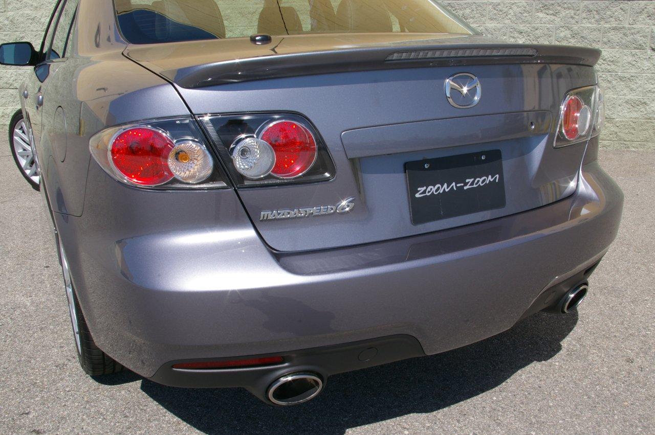2006 Mazda MAZDASPEED6 - Pictures - 2006 Mazda MAZDASPEED6 Sport 4 ...