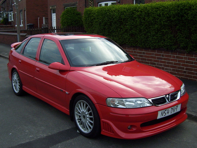 Picture of 1996 Vauxhall Vectra, exterior