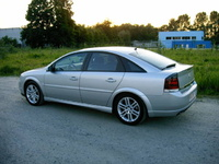 2004 Opel Vectra picture, exterior