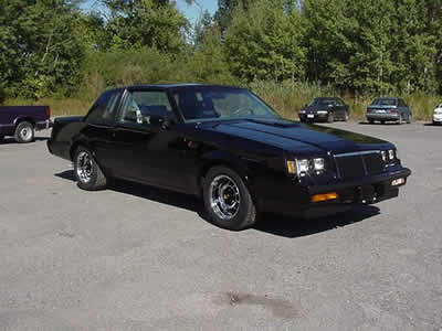 1986 Buick Grand National - Pictures - CarGurus