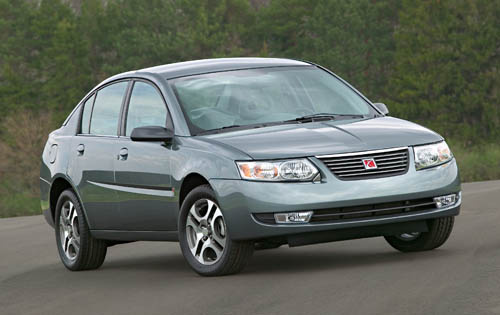 Picture of 2005 Saturn ION 3