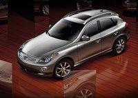 2008 Infiniti EX35, 09 Infiniti EX35, exterior, manufacturer