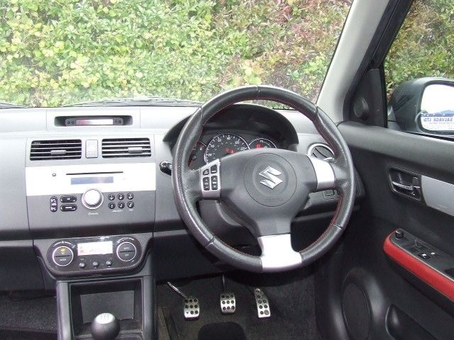 2006 suzuki swift interior pictures cargurus. Black Bedroom Furniture Sets. Home Design Ideas
