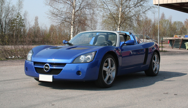 Picture of 2005 Opel Speedster