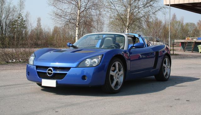 Picture of 2005 Opel Speedster