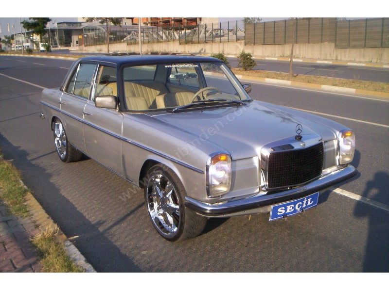 1975 Mercedes Benz 280 Pictures Cargurus