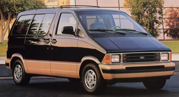 1990 Ford Aerostar Overview Cargurus