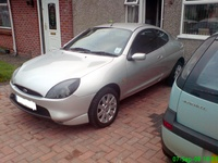 2002 Ford Puma Overview