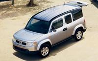 2009 Honda Element, 09 Honda Element, exterior, manufacturer