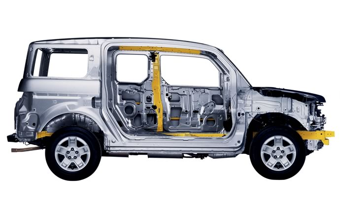 2009 Honda Element, manufacturer, exterior