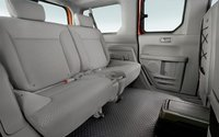 2009 Honda Element, seats, interior, manufacturer