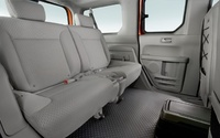 2009 Honda Element, seats, manufacturer, interior