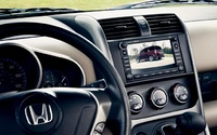 2009 Honda Element, navigation, manufacturer, interior