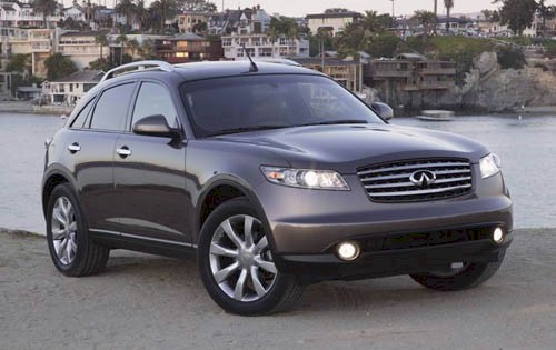 Picture of 2006 Infiniti FX35 Base