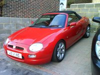2001 MG F, My 2001 MGF, exterior, gallery_worthy
