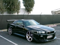 Picture of 2002 Nissan Skyline, exterior