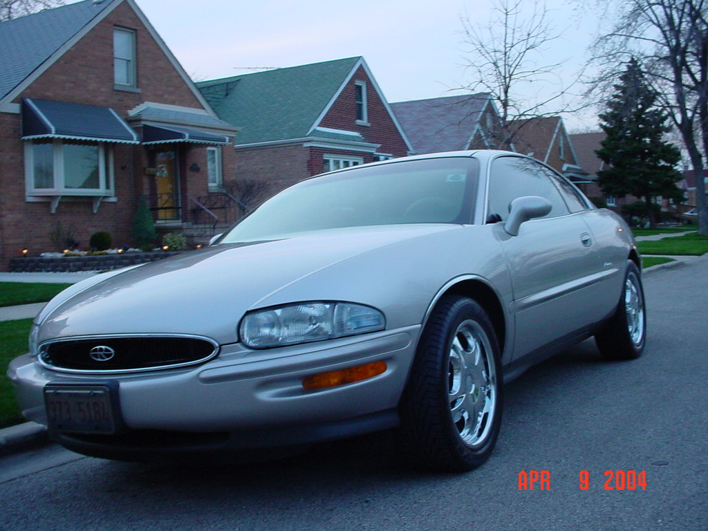1999 Buick Riviera 2 Dr Supercharged Coupe picture