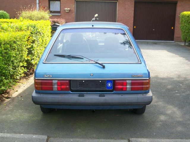 Picture of 1984 Mazda 323