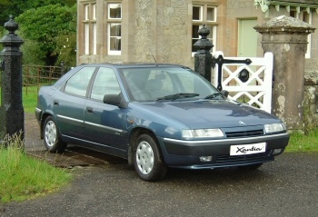 Picture of 1993 Citroen Xantia
