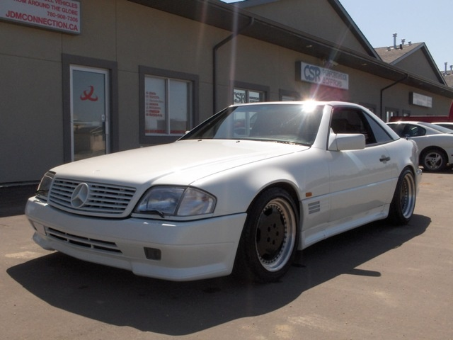 Picture of 1990 Mercedes-Benz SL-Class 500SL, exterior, gallery_worthy