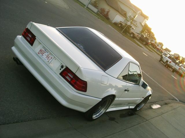 Foto de un 1999 Mercedes-Benz SL-Class