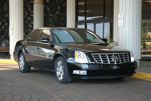 Picture of 2007 Cadillac DTS, exterior, gallery_worthy