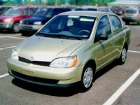 2003 Toyota ECHO Picture Gallery