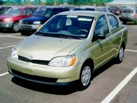 2003 Toyota ECHO Overview
