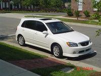 2006 Kia Spectra Spectra5, Kia Spectra5 2006, exterior