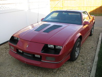 1985 Chevrolet Camaro Picture Gallery