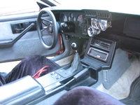 Picture of 1985 Chevrolet Camaro IROC Z, interior