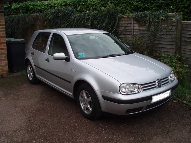 Picture of 2001 Volkswagen Golf, exterior, gallery_worthy