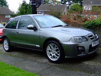 Picture of 2005 MG ZR, exterior