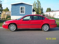 2002 Chevrolet Impala Base picture, exterior