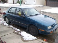 Picture of 1990 Dodge Shadow, exterior, gallery_worthy