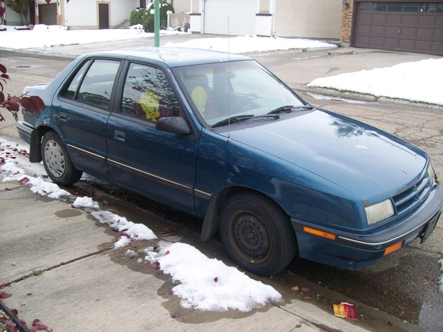 Picture of 1990 Dodge Shadow