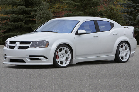 Picture of 2008 Dodge Avenger SE, exterior