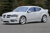 2008 Dodge Avenger Overview