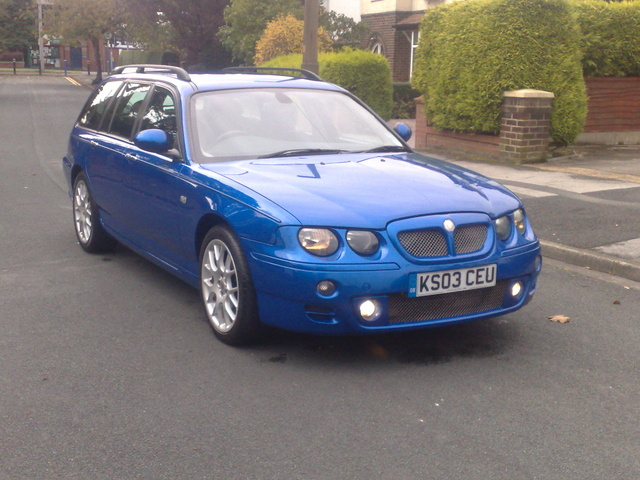 Picture of 2003 MG ZT