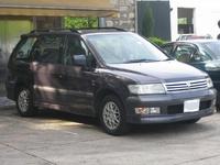 2003 Mitsubishi Grandis Overview