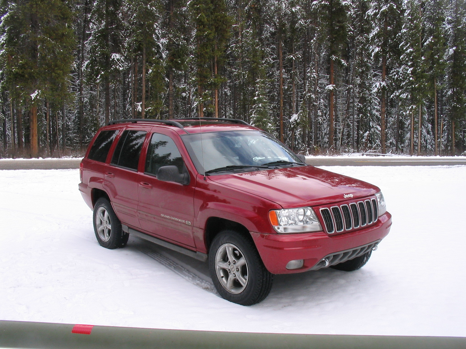 2002 Jeep Grand Cherokee Overland picture