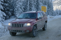 2002 Jeep Grand Cherokee Overland picture, exterior