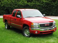 Picture of 2004 GMC Sierra 1500 4 Dr SLT 4WD Extended Cab SB, exterior