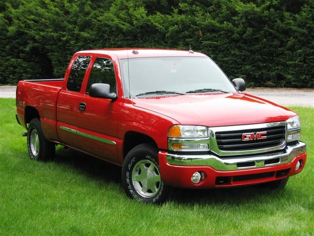 2007 Chevrolet Silverado 1500 Extended Cab >> 2004 GMC Sierra 1500 - Pictures - CarGurus