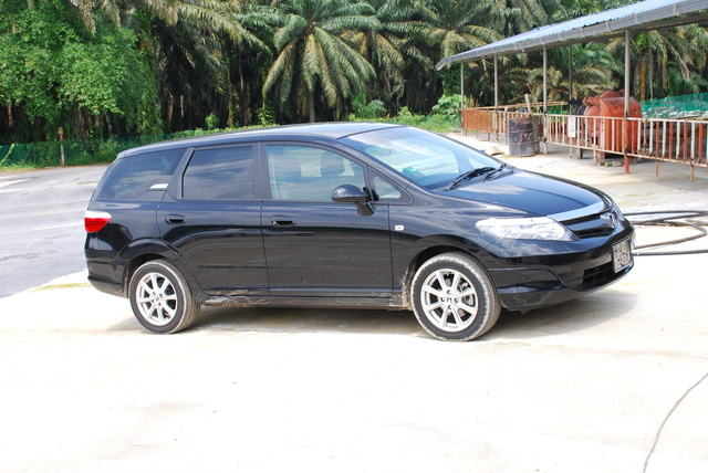 Picture of 2007 Honda Airwave, exterior