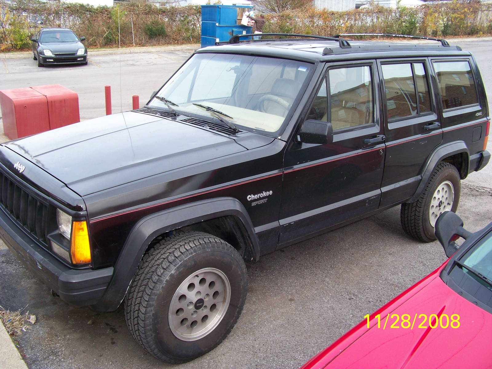 1993 Jeep Cherokee - Pictures