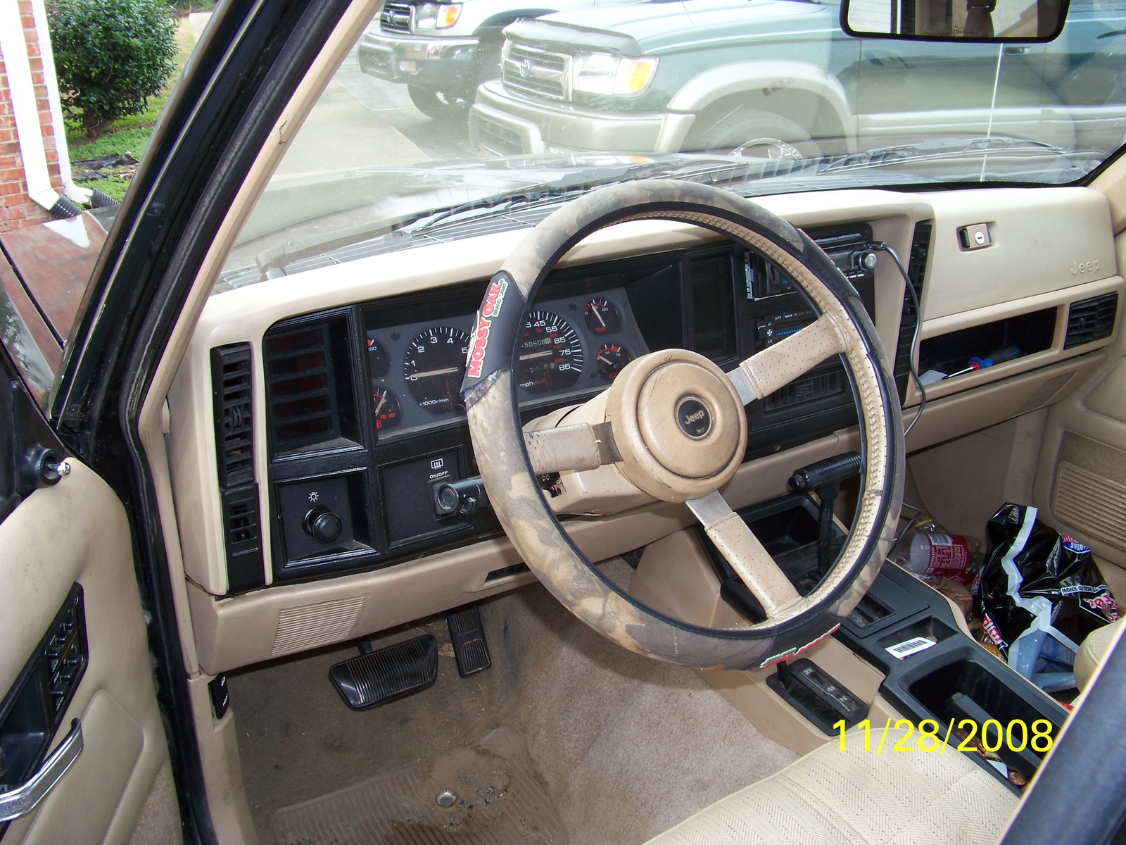 1993 jeep cherokee interior pictures cargurus 1993 jeep grand cherokee interior