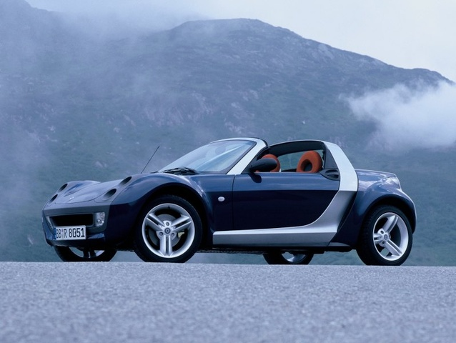 Picture of 2003 smart roadster Convertible
