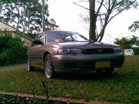 1997 Subaru Liberty Overview